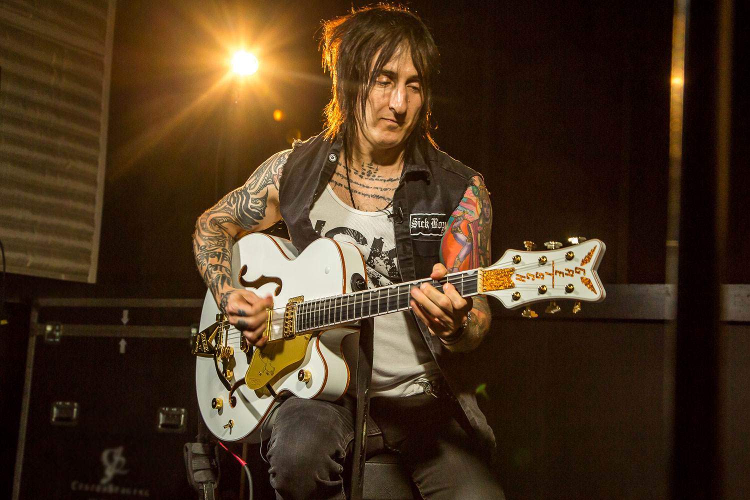 Guns N' Roses Guitarist Richard Fortus Has Long History with Gretsch