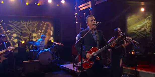 Watch Jason Isbell & 400 Unit Perform on 'Late Show '