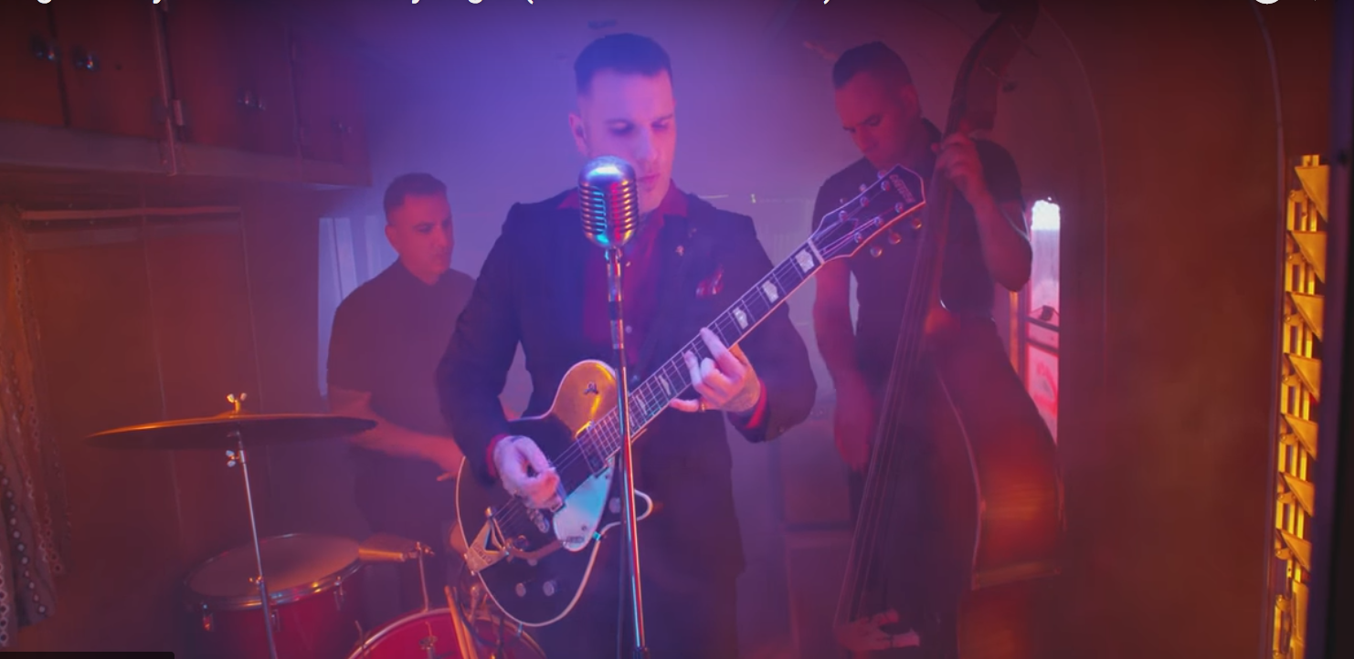Don't Miss the New Tiger Army 'Dark and Lonely Night' Music Video