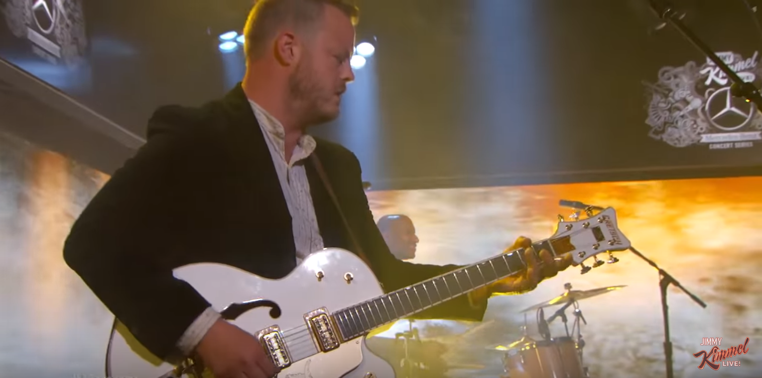 Lone Bellow Give Rousing Performances on 'Kimmel'