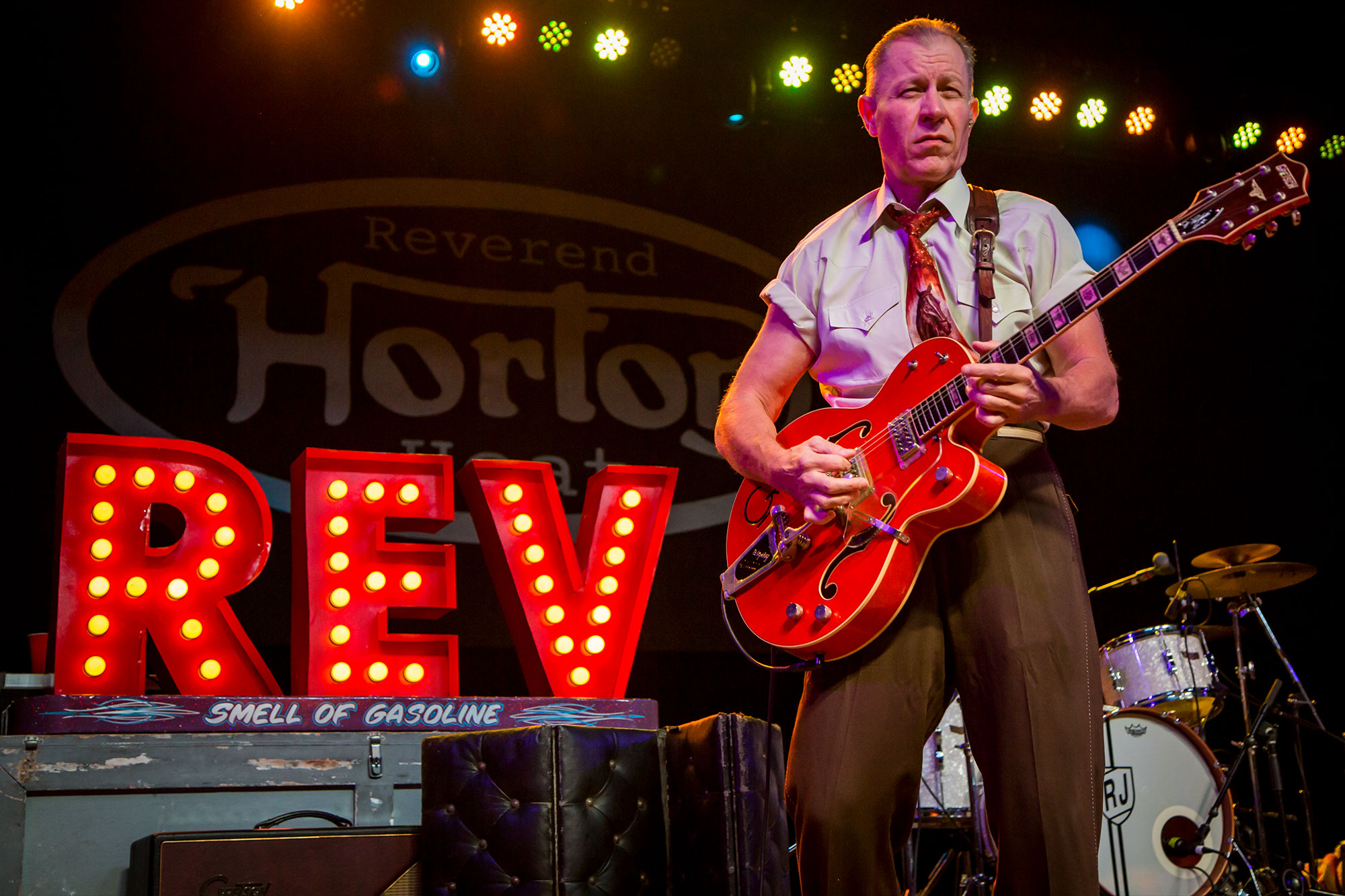 "Jim Heath on the Signature Gretsch ""Twang"""